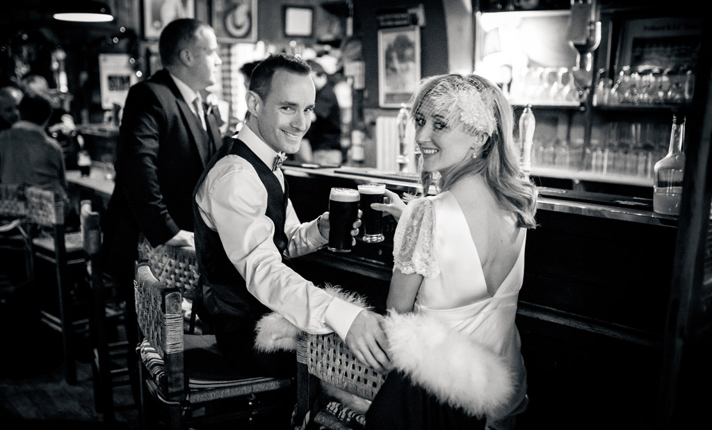 Fun Relaxed And Candid Galway Wedding Photographer