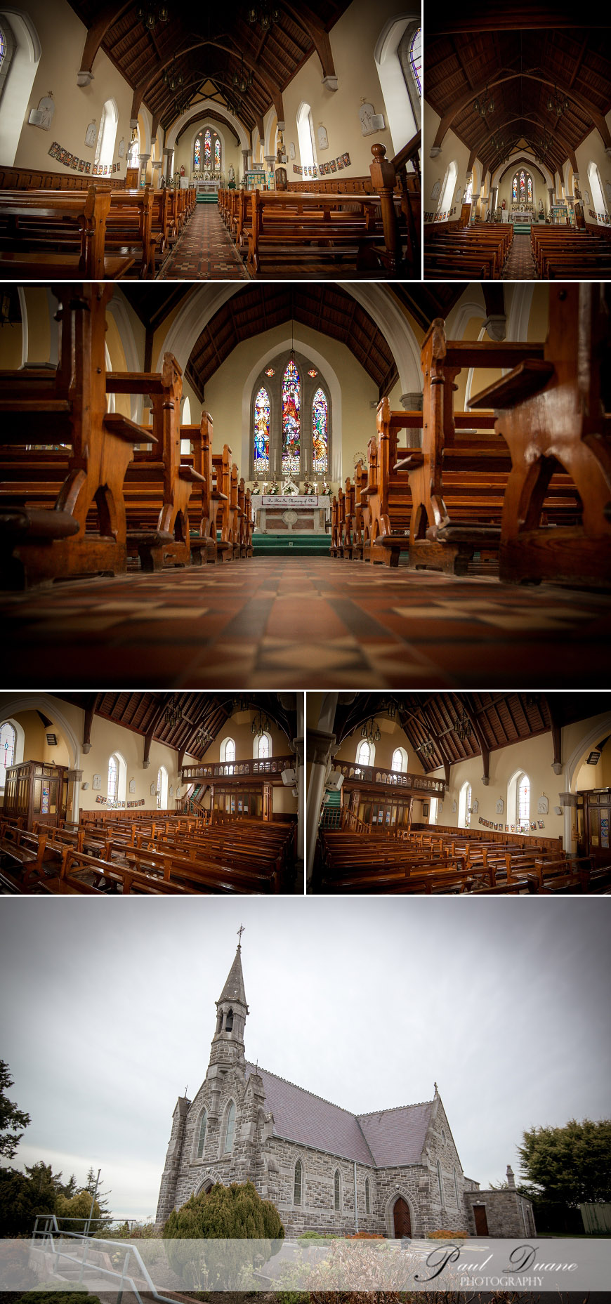Wedding Photography Church