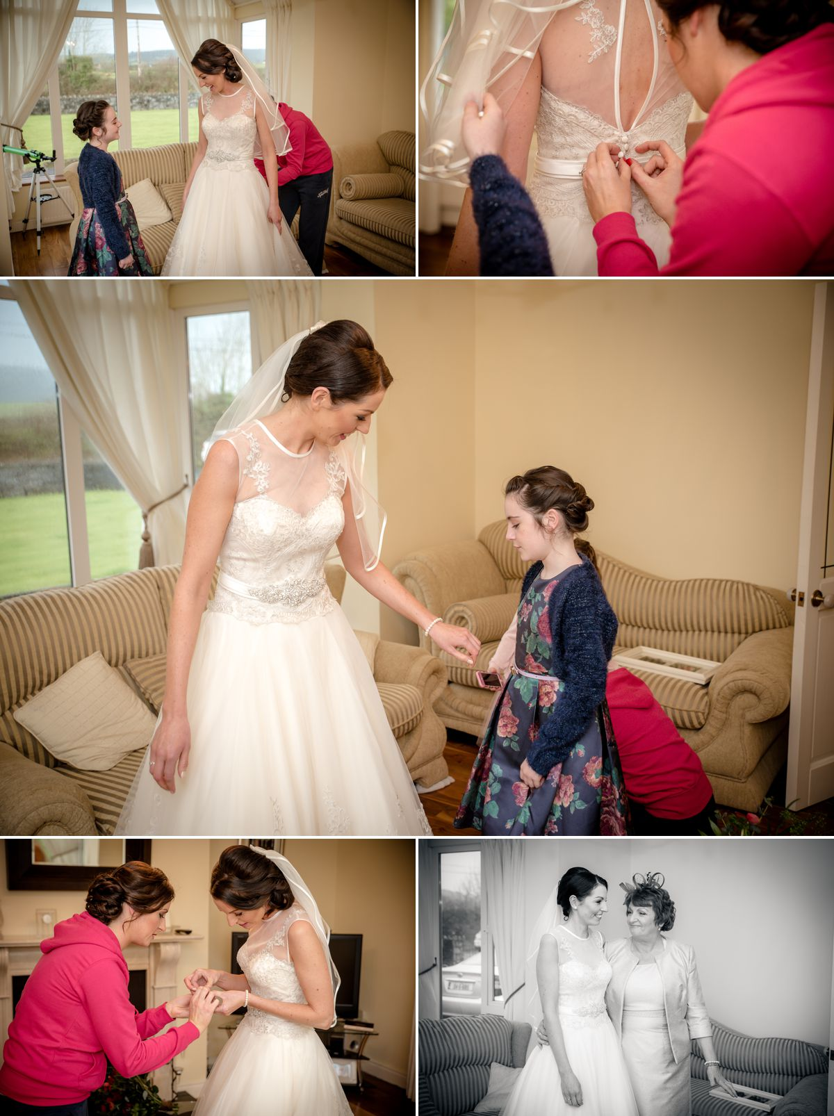 Kiltarten Wedding
